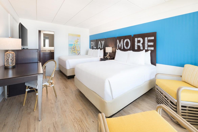 Traditional Guestroom Sirata Beach Resort
